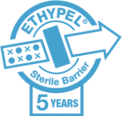 Ethypel Sterile Barrier 5 years